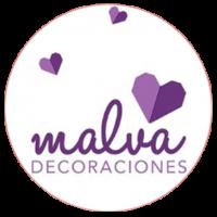 Logo Malva Decoraciones