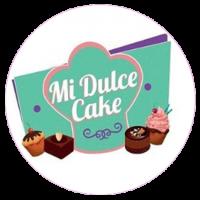 Logo Mi Dulce Cake