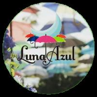 Logo Posada Luna Azul