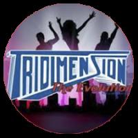 Logo Tridimension CA